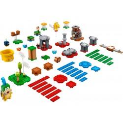 LEGO Super Mario - Set pro tvůrce – mistrovská dobrodružství
