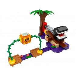 LEGO Super Mario - Chain Chomp a setkání v džungli –...