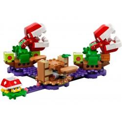 LEGO Super Mario - Hlavolam s piraňovou rostlinou –...