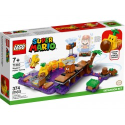 LEGO Super Mario - Wiggler a jedovatá bažina –...