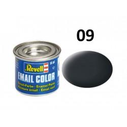 Barva Revell emailová - 32109: matná antracitová šedá...