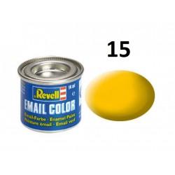 Barva Revell emailová - 32115: matná žlutá (yellow mat)