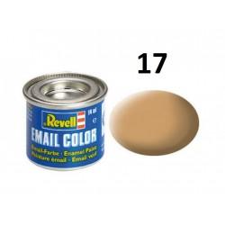 Barva Revell emailová - 32117: matná africká hnědá...