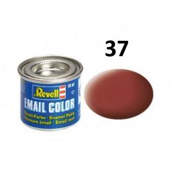 Barva Revell emailová - 32137: matná rudohnědá (reddish...