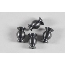 Ocelové koule do kloubků 10 x 10,75, 4ks.