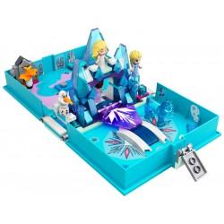 LEGO Disney Princess - Elsa a Nokk a jejich pohádková...