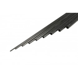 Uhlíková trubička 10/9x1000mm