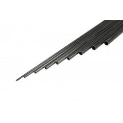 Uhlíková trubička 12/10x1000mm