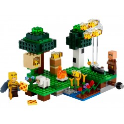LEGO Minecraft - Včelí farma
