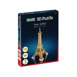 Revell 3D Puzzle - Eiffelova věž (34cm)