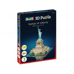 Revell 3D Puzzle - Socha svobody