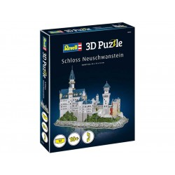 Revell 3D Puzzle - Neuschwanstein (33cm)