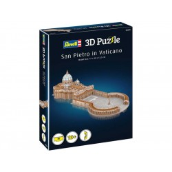Revell 3D Puzzle - katedrála svatého Petra