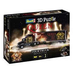 Revell 3D Puzzle - QUEEN Tour Truck 50. výročí