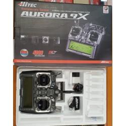 AURORA 9X 9-kanálový vysílač 2.4GHz,TX