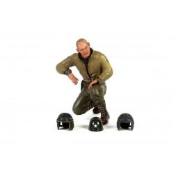 ELITE 1/16 klečící figurka seržanta B.Greena Keeling z 2...