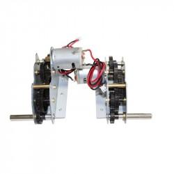 1:4 ocelová převodovka pro TORRO/Taigen Panther G/F