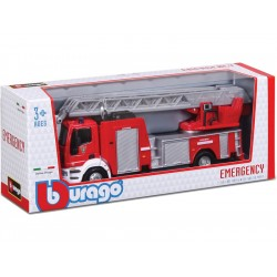 Bburago hasičská auta (sada 18ks)