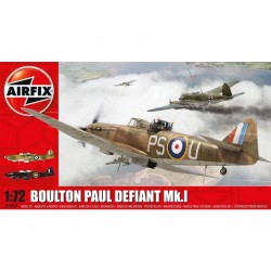Airfix Boulton Paul Defiant (1:72) nová forma