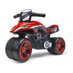 FALK - Dětské odrážedlo Moto Racing Team ride-on červené