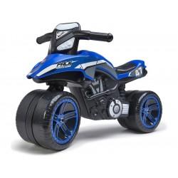 FALK - Dětské odrážedlo Moto Racing Team ride-on modré