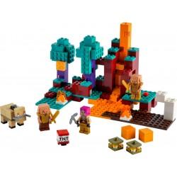 LEGO Minecraft - podivný les