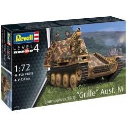 Revell Sturmpanzer 38(t) Grille Ausf. M (1:72)