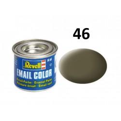Barva Revell emailová - 32146: matná olivová NATO (nato...