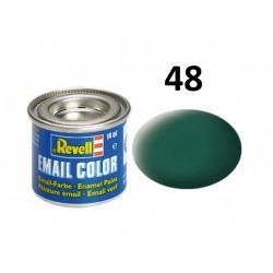 Barva Revell emailová - 32148: matná mořská zelená (sea...