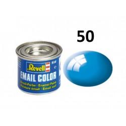 Barva Revell emailová - 32150: lesklá světle modrá (light...