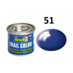 Barva Revell emailová - 32151: leská ultramarínová modrá...