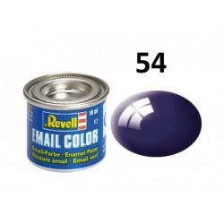 Barva Revell emailová - 32154: lesklá noční modrá (night...