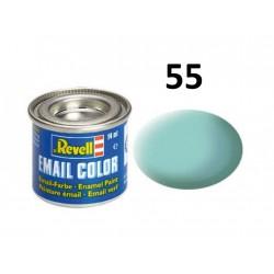 Barva Revell emailová - 32155: matná světle zelená (light...