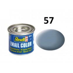 Barva Revell emailová - 32157: matná šedá (grey mat)