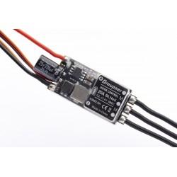 ULTRA 20A BL HELI SBEC 2-4S regulátor, s XT-30 a SH...