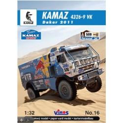Kamaz 4326-9 VK Dakar 2011