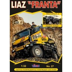 LIAZ FRANTA