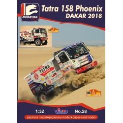 Tatra 158 Phoenix DAKAR 2018