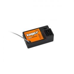 2.4 GHz přijímač pro KT2S+ vysílač