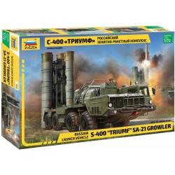 Zvezda S-400 Triumf Missile System (1:72)