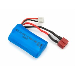 BlackZon Li-ion 7,4V 800mAh Akku