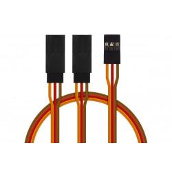JR042 V-kabel dlouhý JR 300mm (PVC)