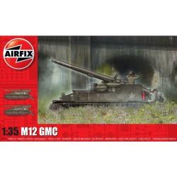Airfix M12 GMC (1:35)