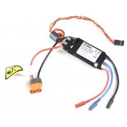 E-flite regulátor střídavý 30A 3S/4S s telemetrií...