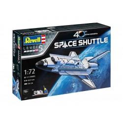 Revell raketoplán NASA 40. výročí (1:72) (giftset)