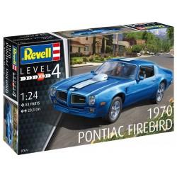 Revell Pontiac Firebird 1970 (1:25)
