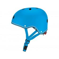 Globber - Dětská přilba Junior Primo Lights Sky Blue XS/S