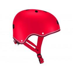 Globber - Dětská přilba Junior Primo Lights New Red XS/S