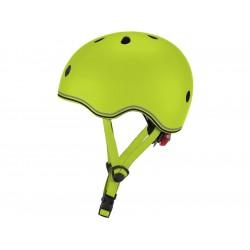 Globber - Dětská přilba Go Up Lights Lime Green XXS/XS
