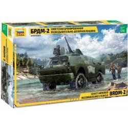 Zvezda GAZ BRDM-2 (1:35)